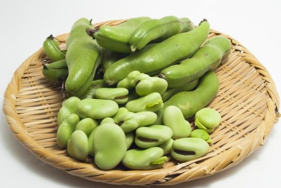 そら豆のおいしい茹で方はすごく簡単!お酒を使う?保存はどうする?