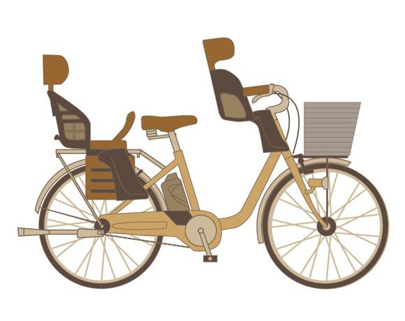 自転車の子供との3人乗りは大丈夫?その法律や基準は?