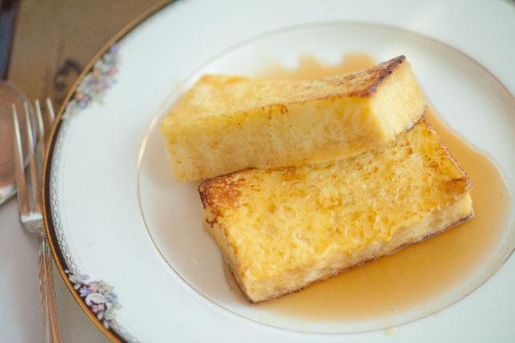 フレンチトーストのレシピ甘くない方法と甘めの方法!パンの種類は?