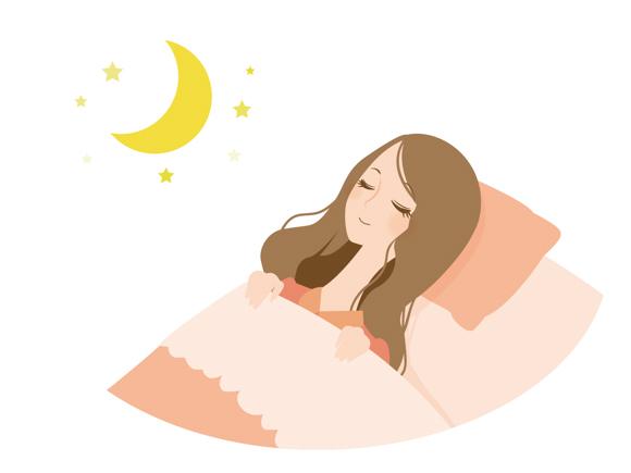 眠れない時に眠くなる6つの方法!飲み物や押すと良いツボも紹介!