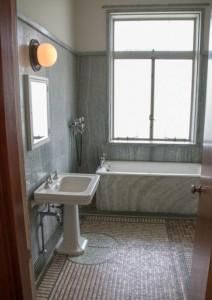東京都庭園美術館浴室