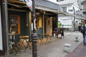 成田山 カフェ