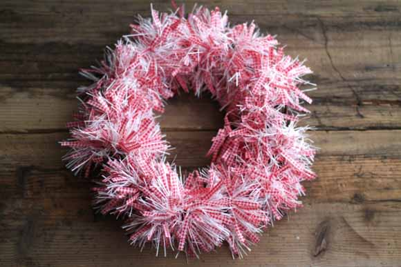 Christmas wreath-3