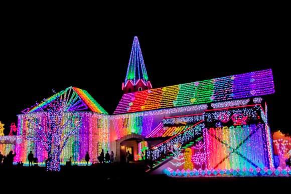 東京ドイツ村のイルミネーション2015最新リポート!【画像あり】
