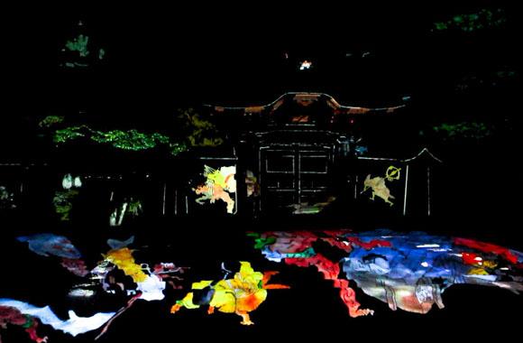 高台寺のプロジェクションマッピング秋の夜間特別拝観リポート!