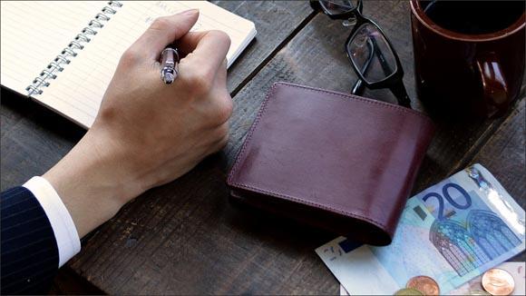 glen heritage 革財布