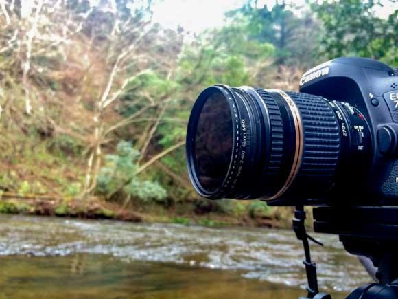 濃溝の滝の写真をNDフィルターで撮るための設定まとめ【準備編Ⅱ】