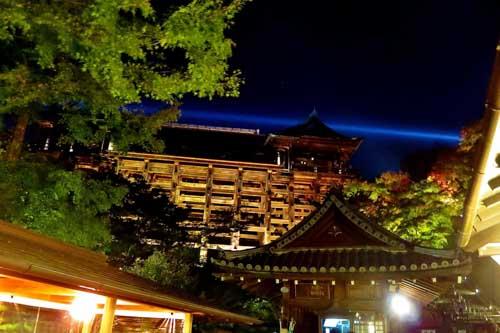 清水寺のライトアップ2016の見所と混雑状況リポート!