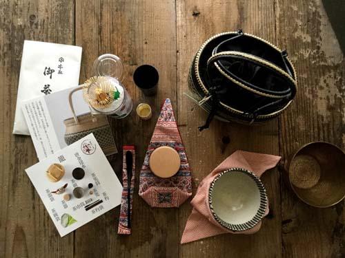 東京国立博物館の「茶の湯」のおすすめグッズ!茶籠を紹介♪