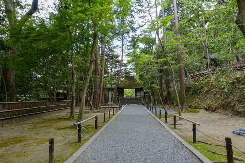 京都【法然院】の見どころとおすすめ拝観時間!