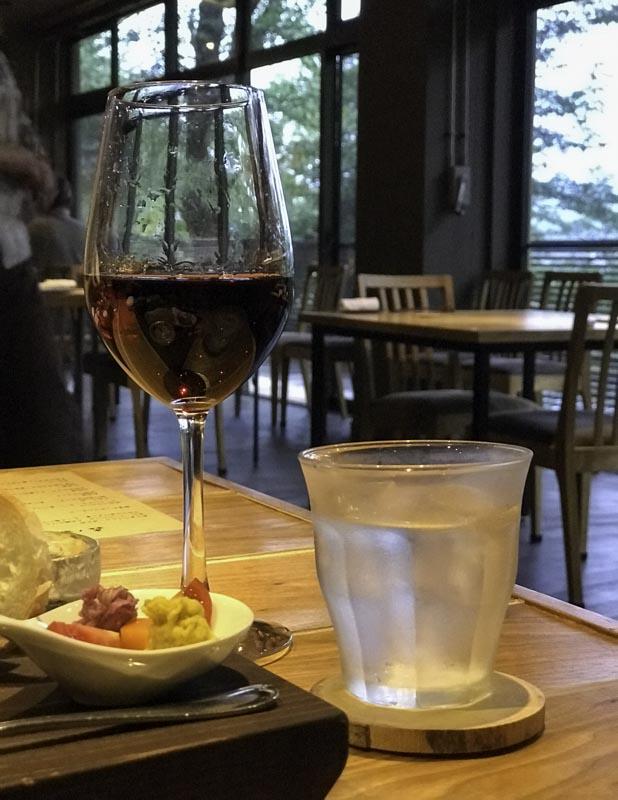 森の音のワイン